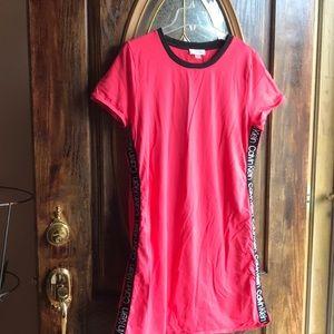 Ck coral dress